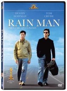 Omul care aduce ploaia - de Rain man:Dustin Hofman,Tom Cruise