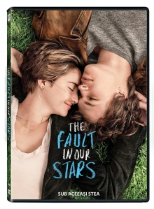 Sub aceeasi stea - de The Fault in our Stars:Shailene Woodley,Ansel Elgort