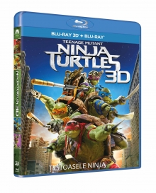 Testoasele Ninja - de Teenage Mutant Ninja Turtles: Megan Fox,Jeremy Howard,Alan Ritchson