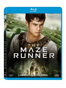 Labirintul:Evadarea - de The Maze Runner:Dylan O\'Brien,Kaya Scodelario