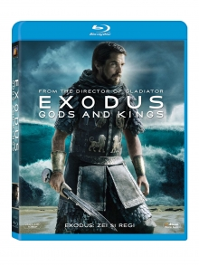 Exodus: Zei si Regi - de Exodus:Gods and Kings:Christian Bale, Joel Edgerton, Ben Kingsley