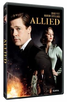 Aliatul - de Allied:Brad Pitt,Marion Cotillard