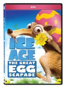Epoca de gheata:Goana dupa oua - de Ice Age:The Great Egg Scapade