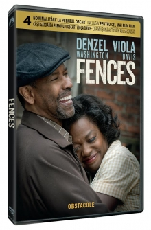 Obstacole - de Fences: Denzel Washington, Viola Davis