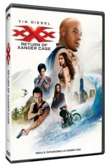 Triplu X: Intoarcerea lui Xander Cage - de xXx-Return of Xander Cage:Vin Disel
