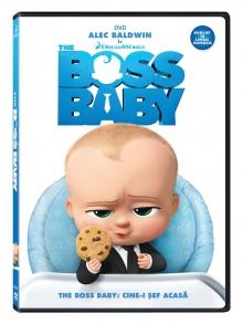 Cine-i sef acasa - de The Baby Boss:Alec Baldwin