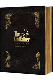 Nasul:Trilogia-Editia Omerta - de The Godfather:Trilogy-Omerta Edition:Marlon Brando, Al Pacino, James Caan