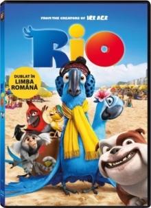 Rio - de Rio:Jesse Eisenberg, Anne Hathaway, George Lopez