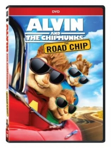 Alvin si veveritele: Marea  aventura - de Alvin and the Chipmunks:The Road Chip