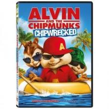 Alvin si veveritele:Naufragiati - de Alvin and the Chipmunks:Chipwrecked