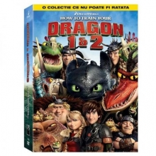 Cum sa iti dresezi dragonul 1 & 2 - de How to train your Dragon 1 & 2