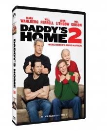 Tata in razboi cu...tata 2 - de Daddy\'s Home 2:Mark Wahlberg,Will Ferrell,John Lithgow,Mel Gibson