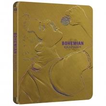Bohemian Rhapsody(Steelbook) - de Bohemian Rhapsody:Rami Malek, Lucy Boynton, Mike Myers, Tom Hollander etc